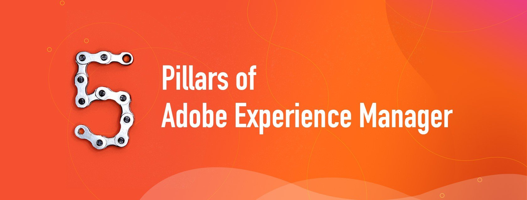 The 5 Pillars of Adobe Experience Manager: Sites, Assets, Mobile, Forms, and Communities
