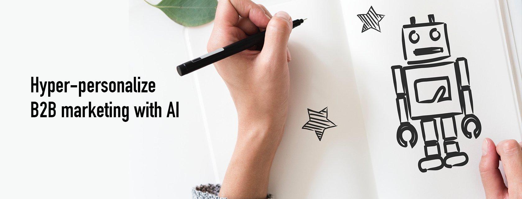 How AI is creating an impact in B2B marketing?